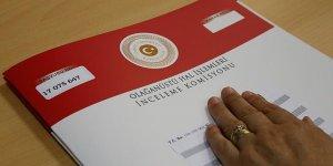 OHAL Komisyonu 1 yıllık hedef koydu