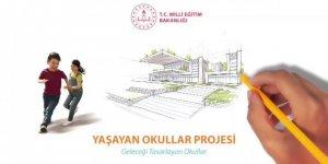"""""""Yaşayan Okullar Projesi""""yle Okul Mimarisinde Yeni Dönem Başlıyor!"""