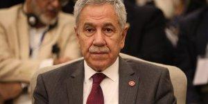 Bülent Arınç, YİK üyeliğinden istifa etti