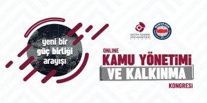 """Memur-Sen ve OSTİM Teknik Üniversitesi'nden """"Kamu Yönetimi ve Kalkınma / Yeni Bir Güç Birliği Arayışı Kongresi"""""""