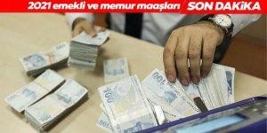 Memur maaş zammı: 2021 memur ve emekli zammı açıklanıyor
