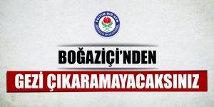 Eğitim-Bir-Sen oyunu gördü: Boğaziçi'nden Gezi çıkaramayacaksınız