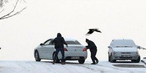 Meteoroloji birçok ili peş peşe uyardı! Ankara ve İstanbul'a kar geliyor...