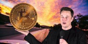#ElonMusk paylaştı, #Bitcoin fırladı