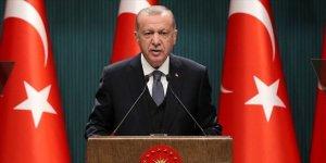 Erdoğan: Çarşamba günü bazı güzellikler açıklayacağım