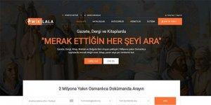 Osmanlıca basılı eserlerin 'Google'ı bir tıkla tarihe götürüyor