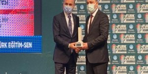 Ülkü Ocakları İstanbul İl Başkanlığı'nın Düzenlediği Türk Dünyası Ödülleri Sahiplerini Buldu