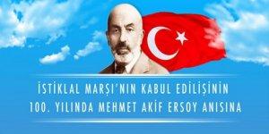 """İstiklalden İstikbale İstiklal Marşımız ve Mehmet Akif Ersoy"""" Paneli"""
