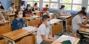 Liselerde yüz yüze sınavlar, 8 Mart'tan itibaren yapılacak
