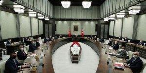 Kabine toplantısı erkene alındı! Saati belli oldu!