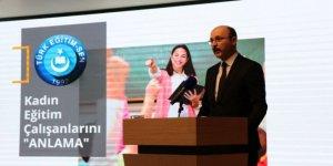 """Türk Eğitim-Sen """"Kadın Raporu""""nu Açıkladı"""