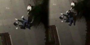 Samsun'da kadına şiddet görüntüleri sosyal medyayı ayağa kaldırdı