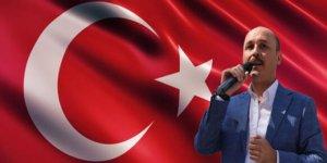"""Talip Geylan: """"İstiklal Marşı,Türk Milletinin Milli Direniş Nişanıdır"""""""