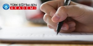 MEB Adaylık Kaldırma Sınavı (AKS) Hazırlıkta TÜRK EĞİTİM-SEN AKADEMİ!