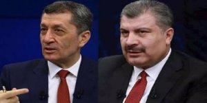 İki bakanın istifası kabul edildi iddiası!