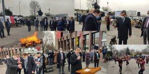 Ankara PTT Başmüdürlüğü'nde Nevruz Coşkusu