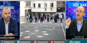 Talip Geylan'dan Öğrenci Andı Kararlılığı: Devleti Kuran İradeye Sadakattir