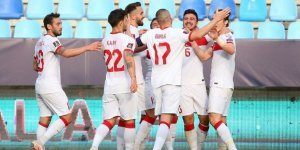 A Milli Futbol Takımımız, Norveç'i duman etti: 0-3
