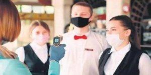 Otel çalışanları 7 Nisan'da aşılanmaya başlıyor