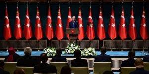 Erdoğan: 58 ilde haftasonları sokağa çıkmak yasak olacak