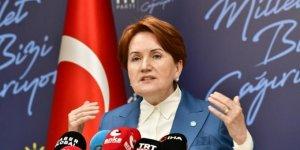 """Akşener'den 103 amiral bildiri tepkisi: """"Bu bir zevzekliktir"""""""