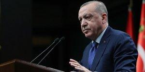 Erdoğan'dan 'Montrö' açıklaması: Bağlılığımızı sürdürüyoruz