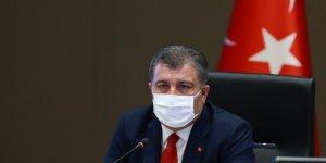 Bakan Koca: Türkiye salgındaki en zor dönemi geçiriyor