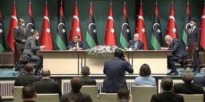 Türkiye'den Libya'ya 150 bin doz Kovid-19 aşısı desteği