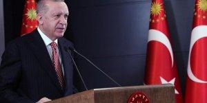 Cumhurbaşkanı Erdoğan: 2021 senesini bir şahlanış yılına dönüştüreceğiz