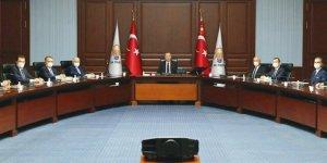 Erdoğan'dan '128 milyar dolar' talimatı