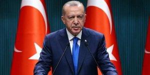 Cumhurbaşkanı Erdoğan: Terörün kökünü kazımakta kararlıyız