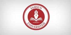 Samsun Üniversitesi Öğretim Üyesi Alım İlanı