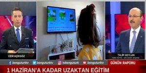 Talip Geylan: Öğretmenlerimiz Adına Nagehan Alçı'yı Kınıyorum