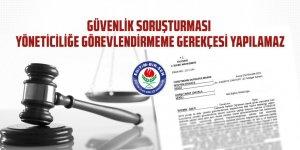 MEB Yönetici Görevlendirmede Flaş Güvenlik Soruşturması Kararı!