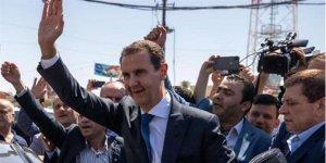 Suriye'de sözde seçim sonuçları belli oldu