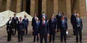 HSK'ya seçilen 11 üye göreve başlıyor