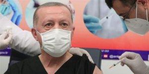 Erdoğan yaptırdığı aşının ismini açıkladı!