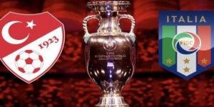 İtalya-Türkiye maçının yayıncı kanalı belli oldu!