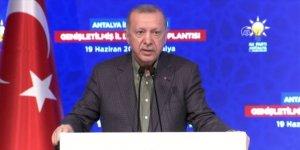 Erdoğan'dan su fiyatlarına yapılan zamlara tepki