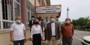 Okul web sitelerinin etkin kullanımında Türkiye birincisi olan okul
