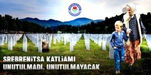 Avrupa'nın ortasında yaşanan Srebrenitsa katliamı unutulmadı, unutulmayacak