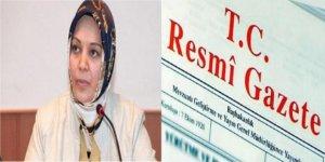 Gazeteci Hilal Kaplan'ın atama kararı Resmi Gazete'de!
