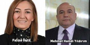 Yeni bakan yardımcıları Fatma Öncü ve Mehmet Hamdi Yıldırım kimdir?