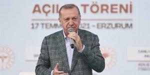 Erdoğan'dan sert tepki! Kendi kini içinde boğulup gitsin