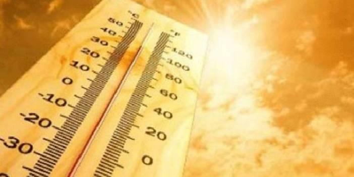 Hava sıcaklıkları artmaya devam ediyor- Haritalı