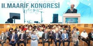 2. Maarif Kongresi Görkemli Bir Kapanışla Sona Erdi!
