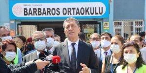Bakan Selçuk: Hedefimiz 6 Eylül'de okulları tamamen açmak