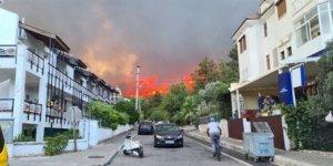 Marmaris'teki yangın: Kitap yakıyorduk, alev çoğaldı
