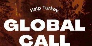'Help Turkey' etiketi sahte hesaplarca manipüle edilmiş