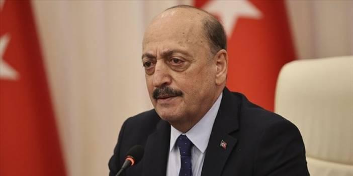 Çalışma ve Sosyal Güvenlik Bakanı Bilgin: 125 çalışma uzman yardımcısı alımı yapacağız